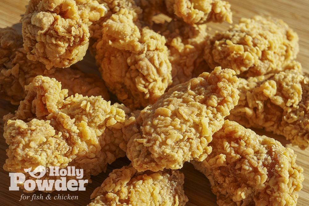 Smażona pierś z kurczaka
