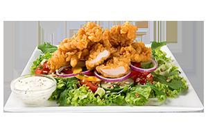 salatka-zielona-uczta-z-panierowanym-kurczakiem