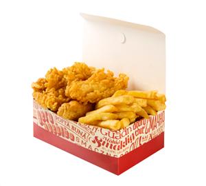 Zamykane pudełko na żywność