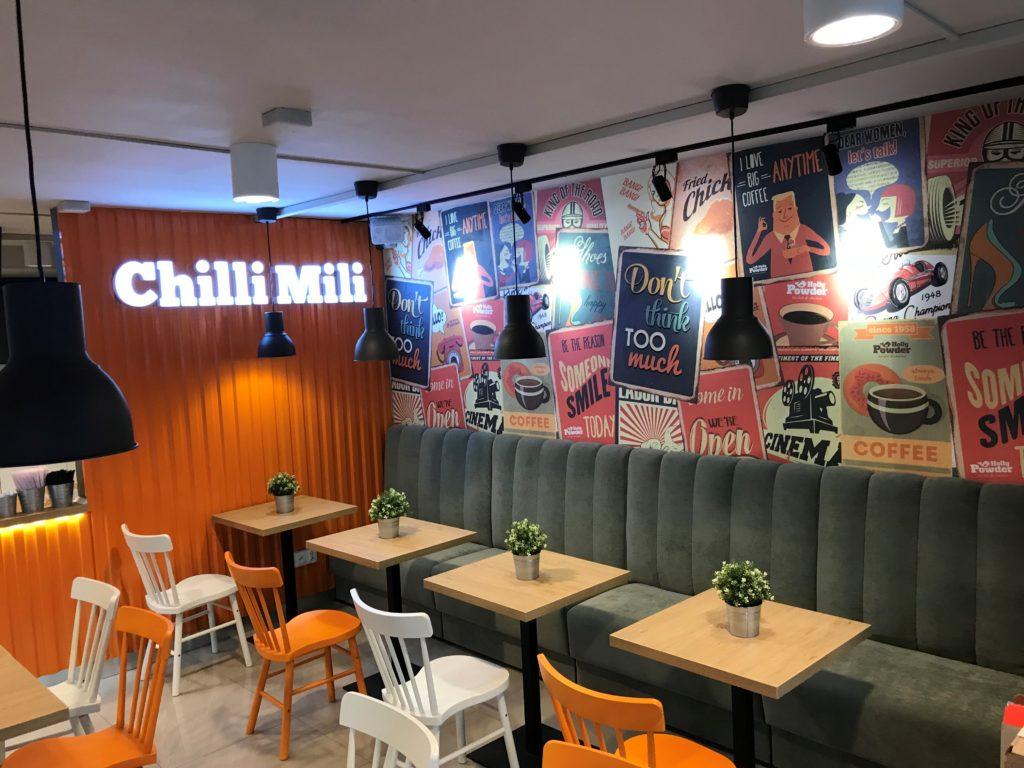 franczyza gastronomia Chilli Mili